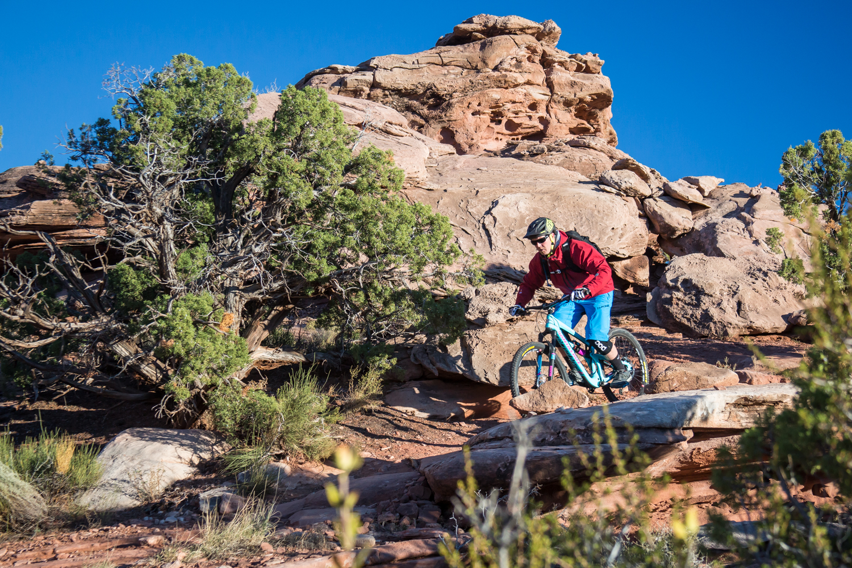 moab mountain biking chasing epic captain ahabl