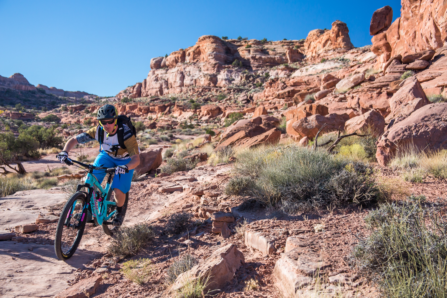 Moab, Adventure Cycling, Mountain BIke Trip